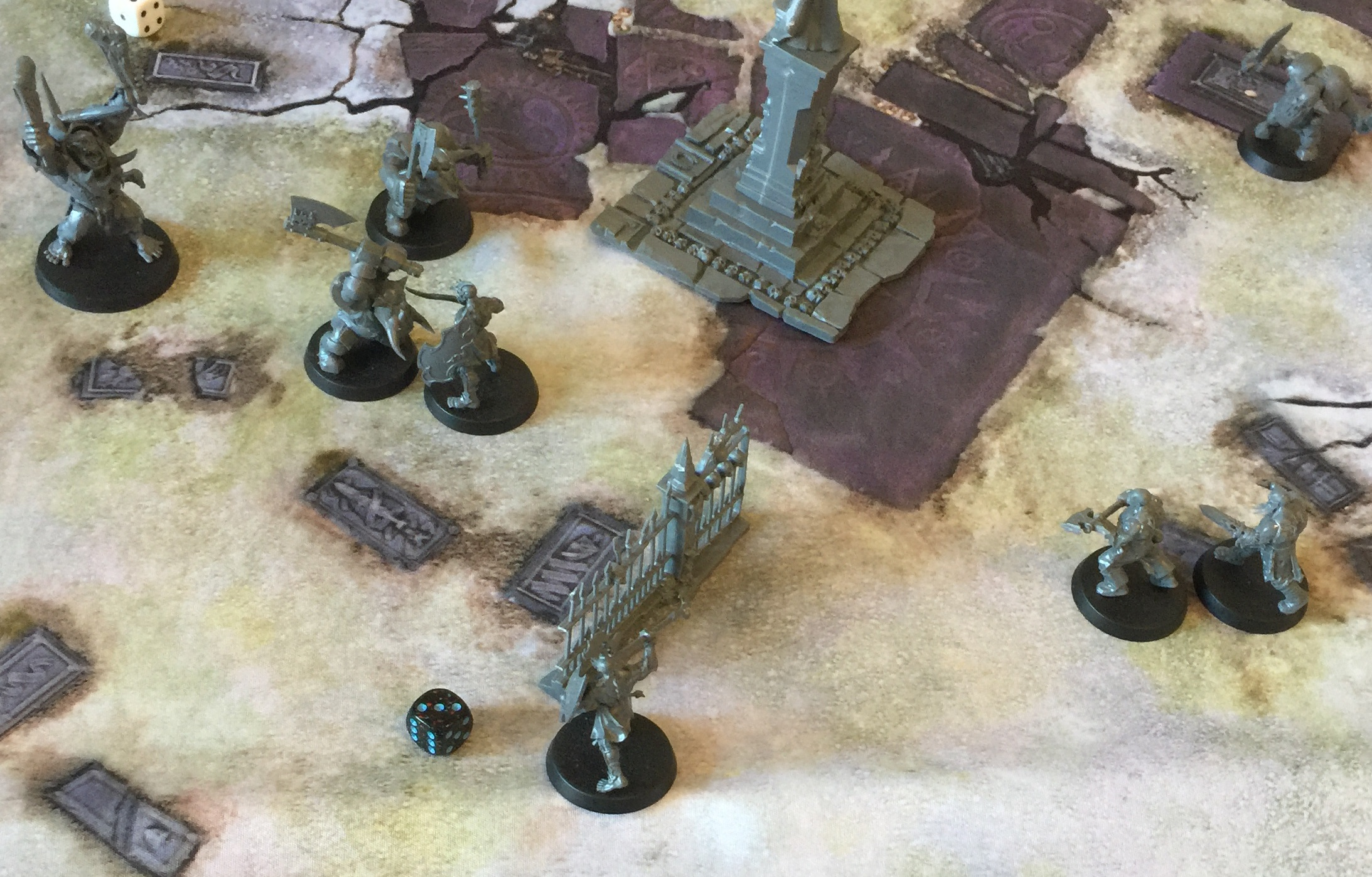 Warhammer Quest and Age of Sigmar Skirmish | Joy Stuck In The Past